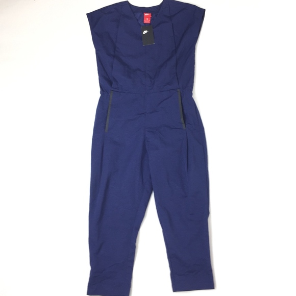 Nike Tech Blue Jumpsuit. M 5b333f063e0caaf7f9dc80ef b94ac8b74ef4